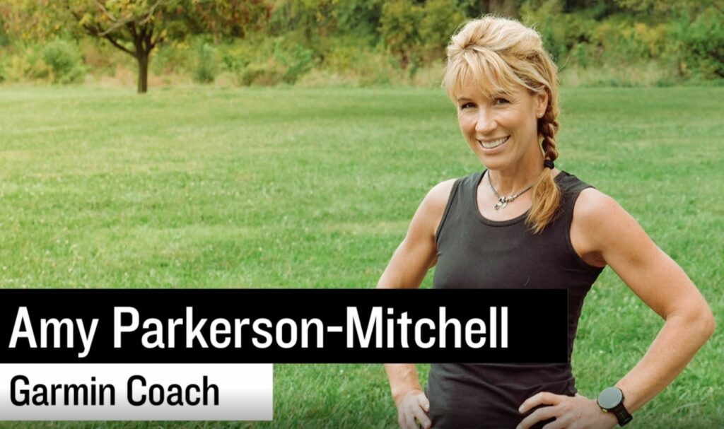 Coach Amy Parkerson-Mitchell