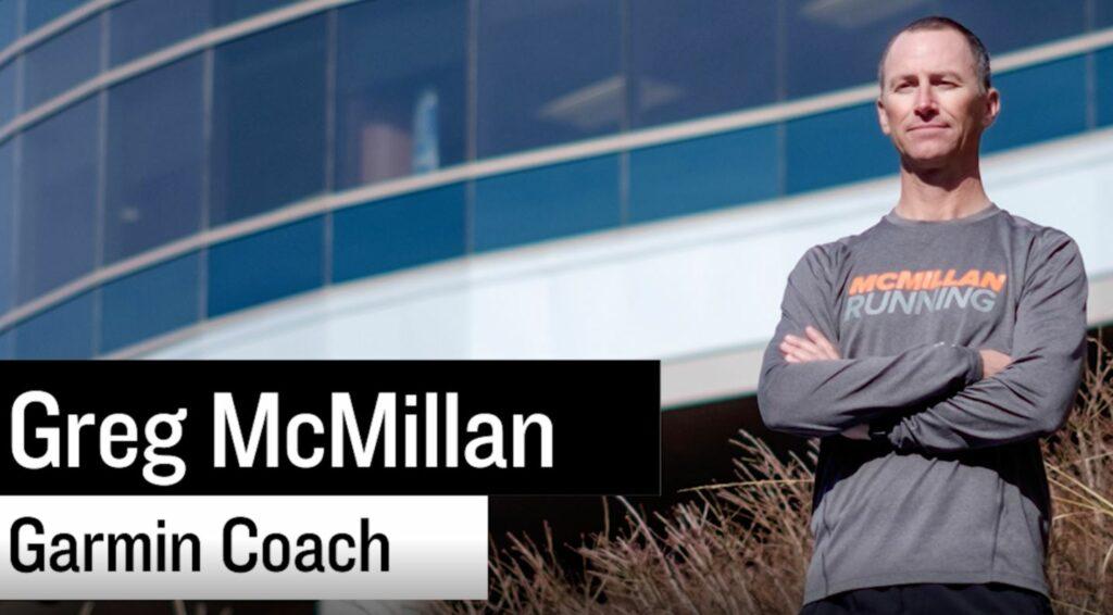 Coach Creg MacMillan