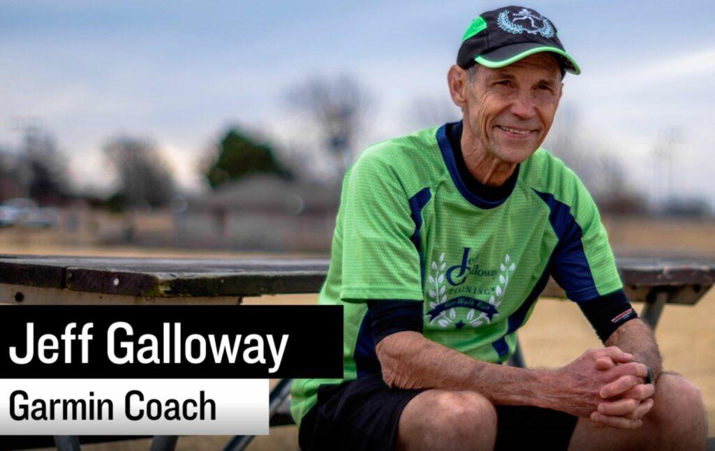 Coach Jeff Galloway